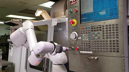 CNC Machining on HAAS VF3