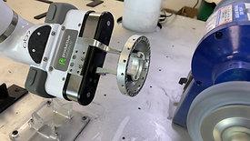 OB7 Robot - CNC Machine Shop - Parts Deburring