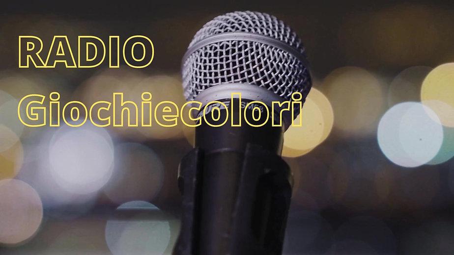 Radio Giochiecolori I programmi del mattino