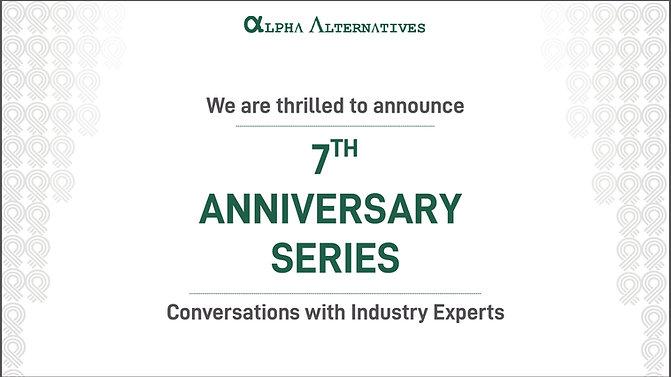 Alpha Alternatives 7th Anniversary Series