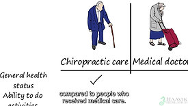 Chiropractic and Older Adults