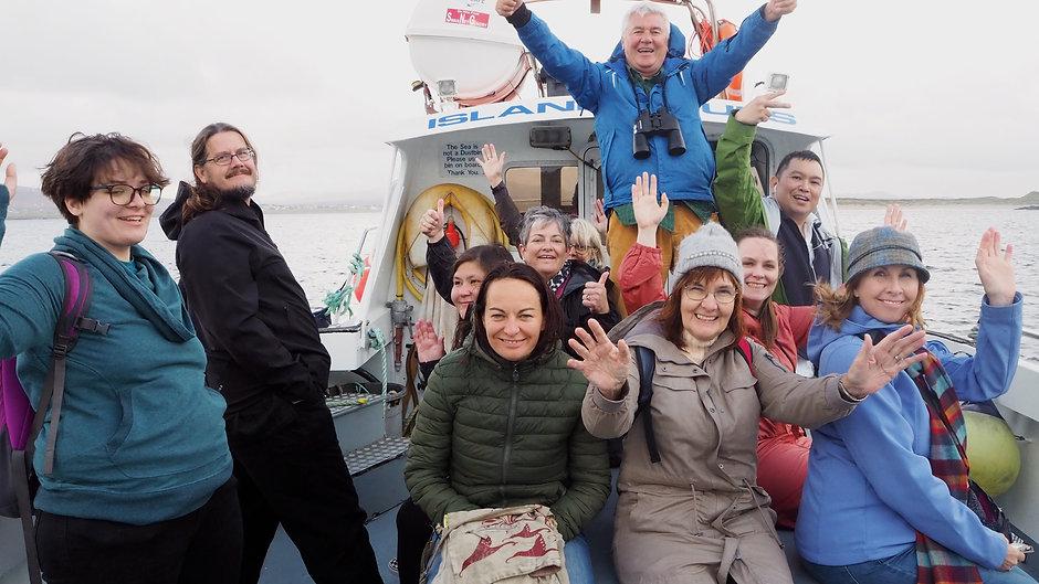 Testimonials for Ireland Writing Retreat