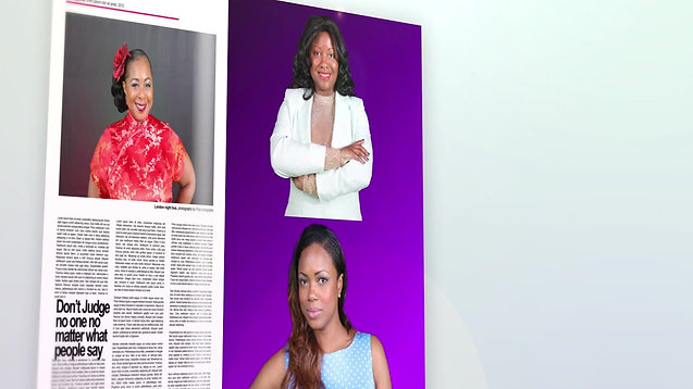 Women On The Rise ALL ACCESS  Magazine Video Promo