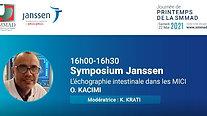 O.KACIMI Sympo JANSSEN + Discussion