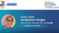 W. BADR Sympo AMGEN +Discussion
