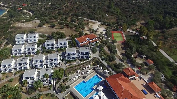 Agionissi Resort on Ammouliani Island - Halkidiki, Greece