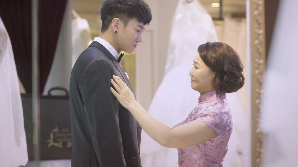 何潤東&呂雪鳳 _ 千禧之愛健康基金會《擁抱的記憶》微電影
