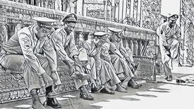Calcutta in World War II Virtual Experience
