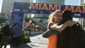 We're Not Running Without You, Miami Marathon