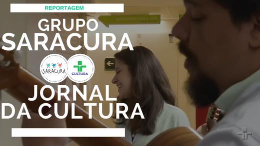 Saracura no Jornal da Cultura    18_01_2018