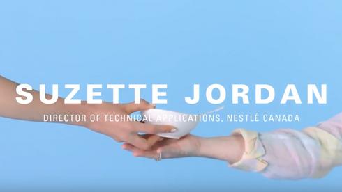 Meet Suzette Jordan of Nestlé Canada
