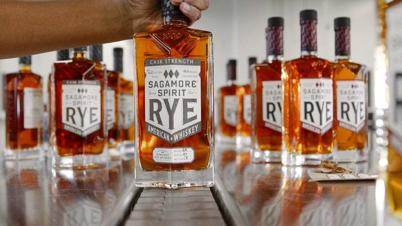 Sagamore Rye: Spring Fed Maryland Spirit