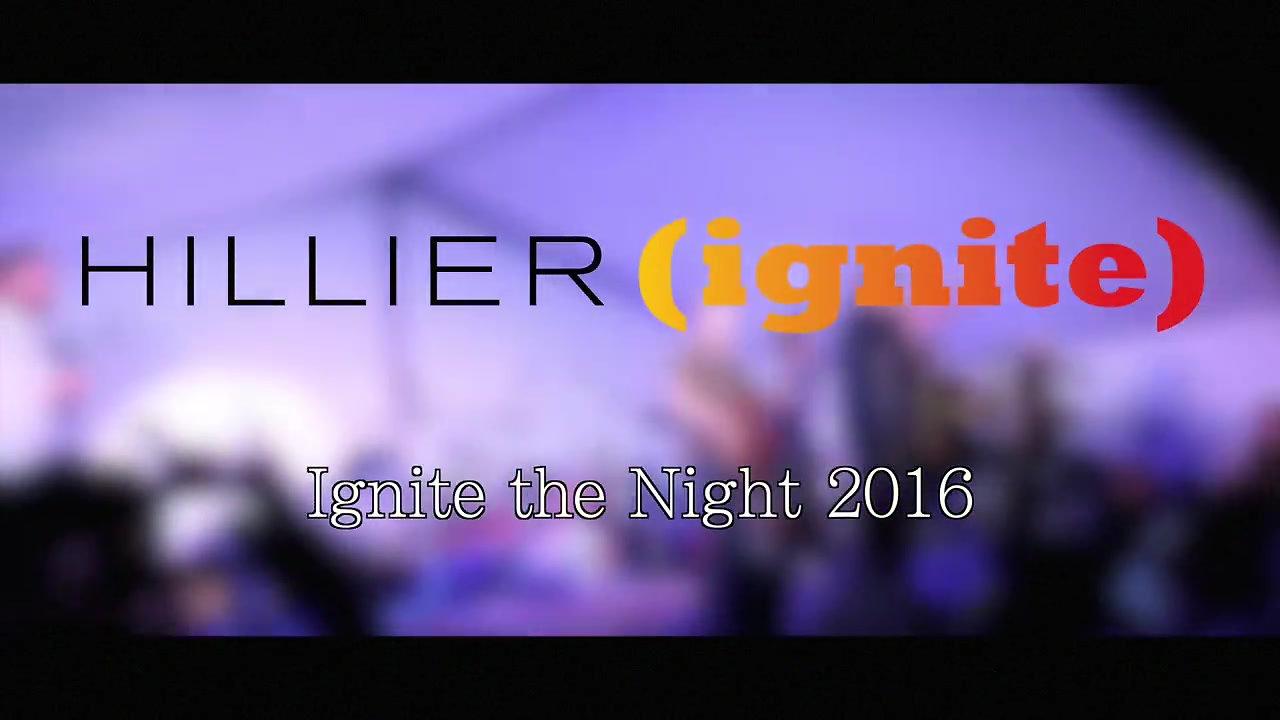 Hillier Ignite 2016