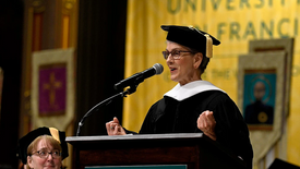 May 2019 - 160th Annual Commencement Exercises  USF  College of Arts and Sciences - Humanities and Sciences