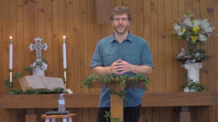 Pastor Matt Mull