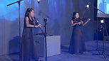 姊妹雙簧管及小提琴及鋼琴合奏