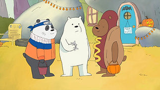 We Bare Bears (HALLOWEEN)