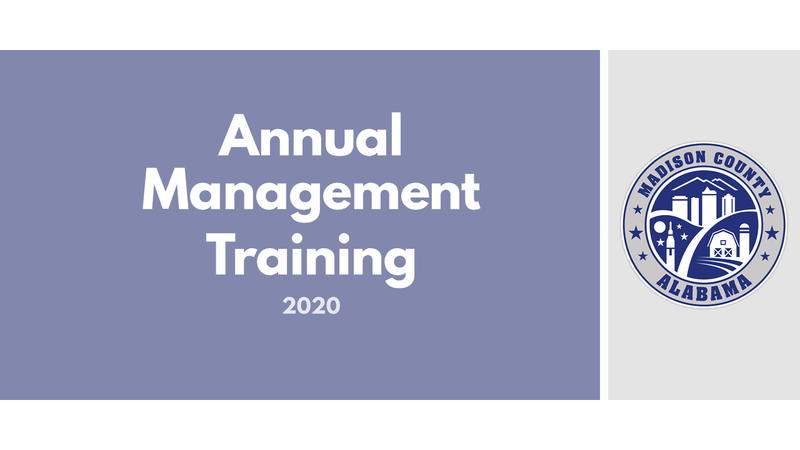 Annual Management Training Short