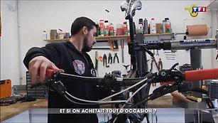 Bourgogne Bike sur TF1
