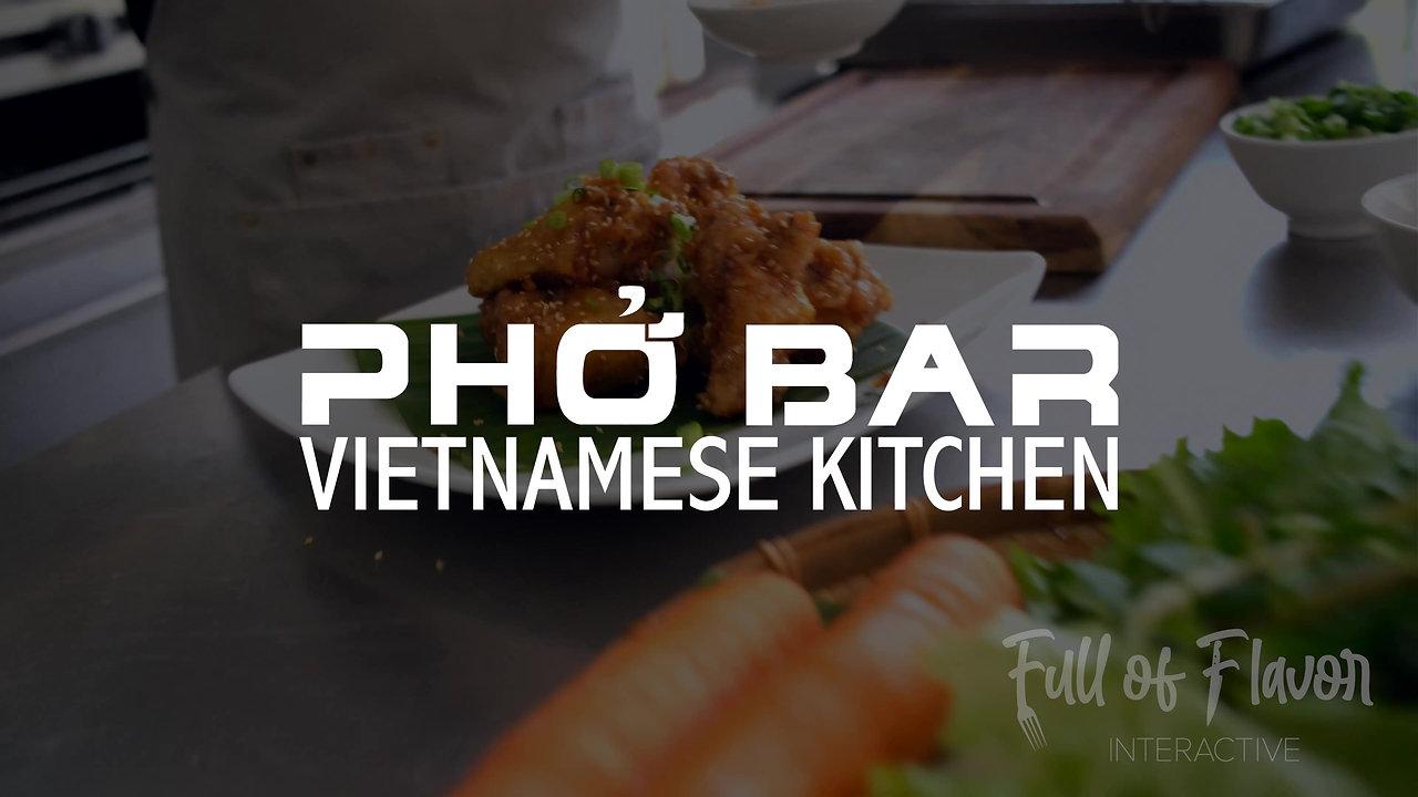 Pho Bar - Crispy Fish Sauce Wings Teaser