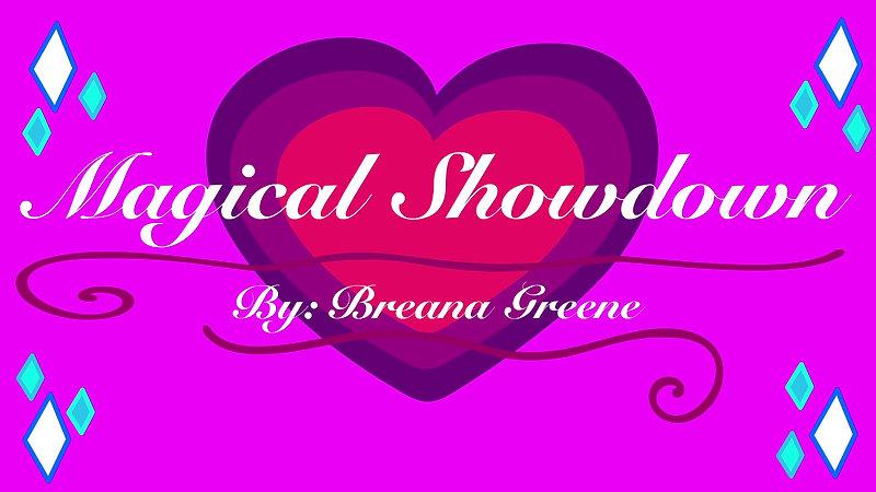 Breana Greene Magical Showdown