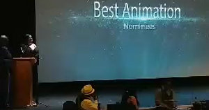 Agent X Best Animation Nomination
