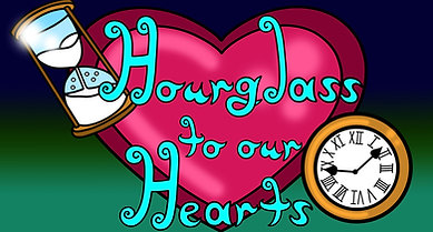 Hourglass to our Hearts