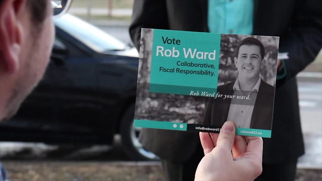 Rob Ward  - Collaborative, Fiscal Responsibility
