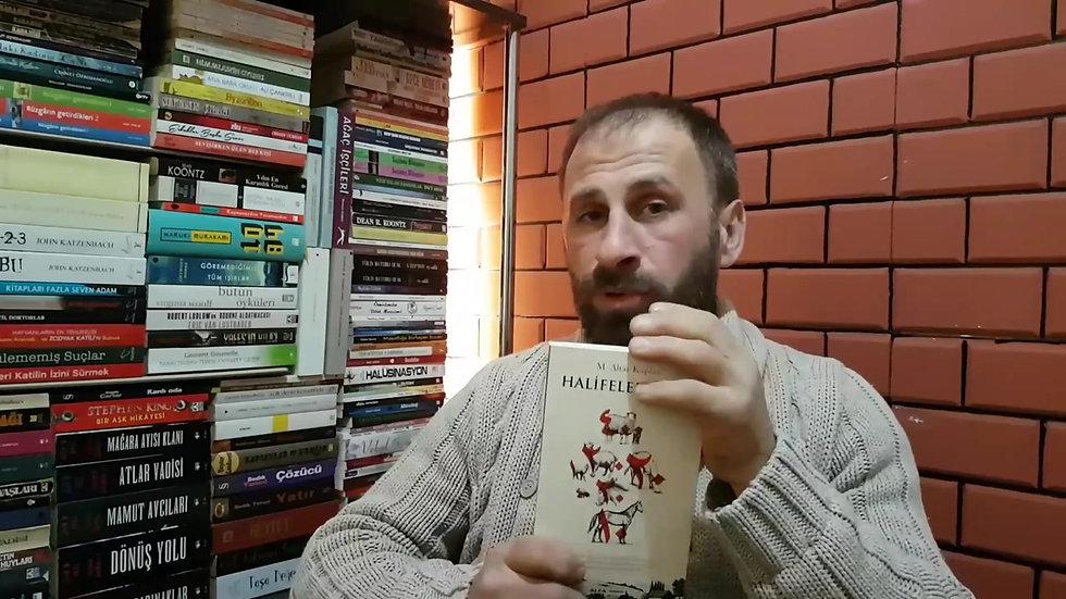 kitap odası -gökhan dinçer