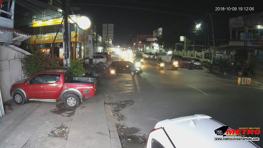 CCTV 12MP 4K HIGH RESOLUTION ( Night )