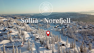 Sollia Norefjell utmerket plassering
