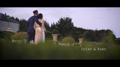 Lucky & Babu Full Wedding Highlights