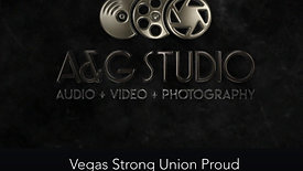 Vegas Strong Union Proud