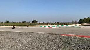 Monteblanco Pre Season Test