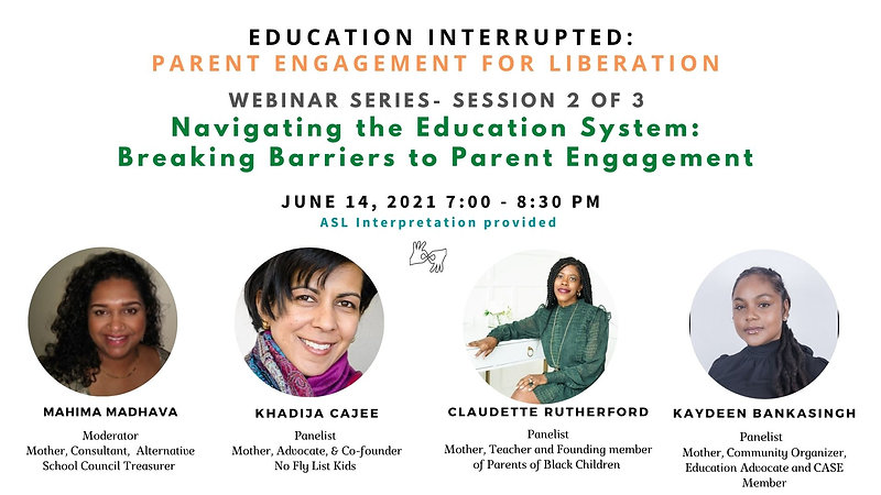 Navigating the Education System: Breaking Barriers to Parent Engagement