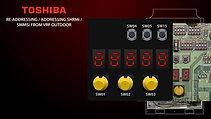 CSD Toshiba VRF  RE addressing _720p