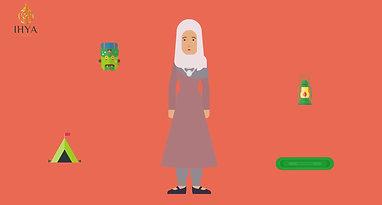 Zainab's Hajj Adventure