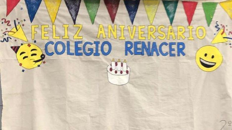 Aniversario Colegio Renacer