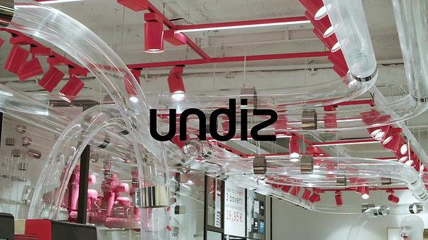 The UNDIZ UndizMachine in Strasbourg