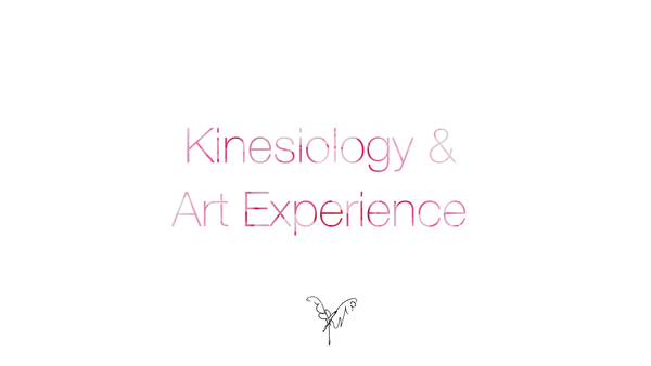 Kinesiology & Artceuticals Experience