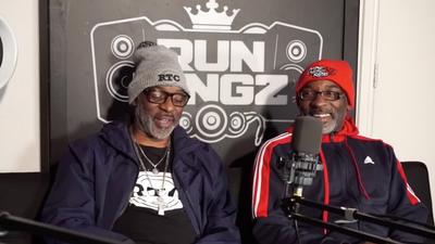 Run Tingz Podcast 005 - Ragga Twins