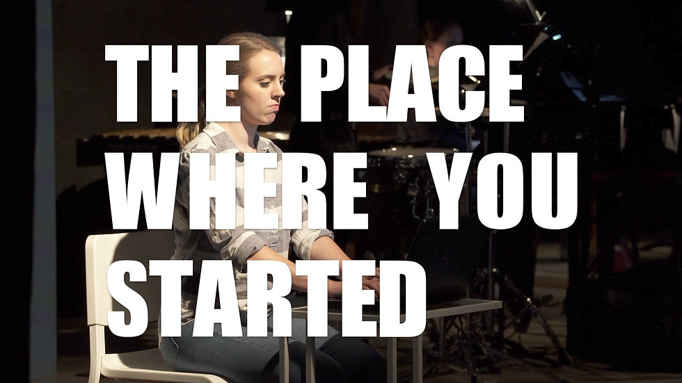 The Place Where You Started (Trailer)