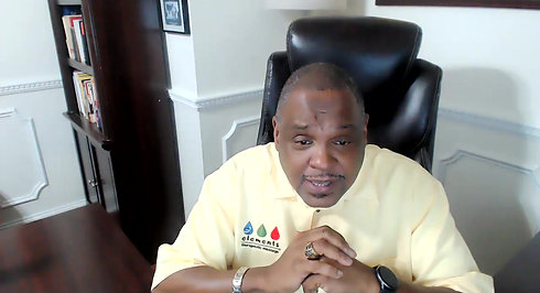 Levi Murray III   Owner of Elements Massage-Lakeline