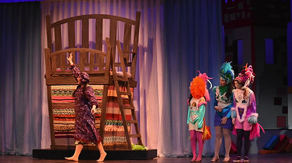 Once Upon A Mattress Sizzle