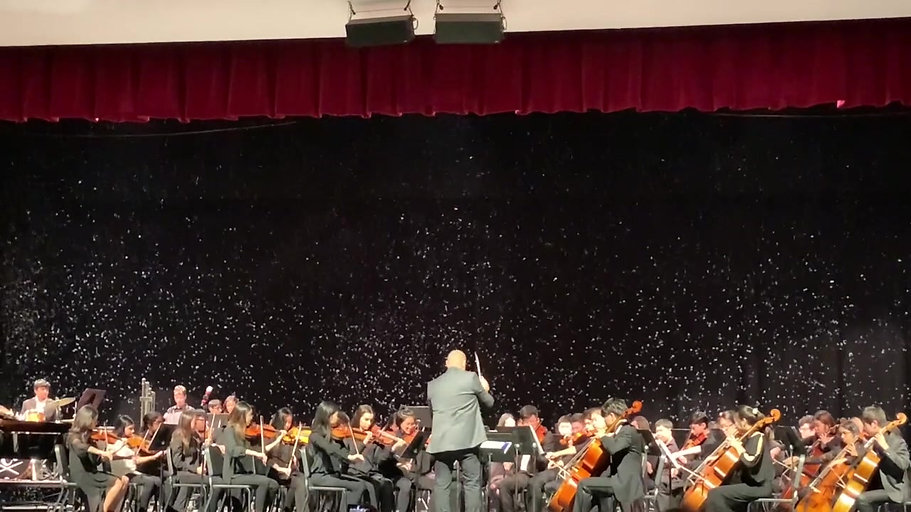 The Bergen County Academies Autumn Concert 2019