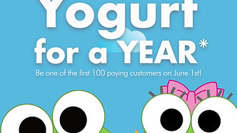Free Froyo Announcement Video sweetFrog