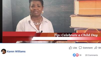 Parental Tip: Celebrate a Child Day