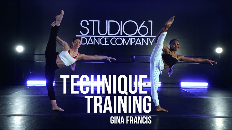 TECHNIQUE TRAINING WITH GINA