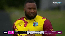 New Zealand vs West Indies 2nd t20 Match