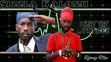 Sizzla Kalonji Best of Greatest Hits{Reggae Conscious  Culture Vibes} mix by djeasy
